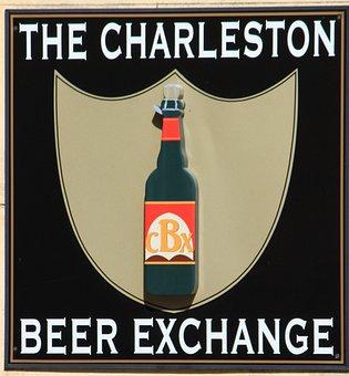 Charleston, Beer, Tavers