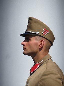 Soldier, Díszszázad, National Flag, Guard