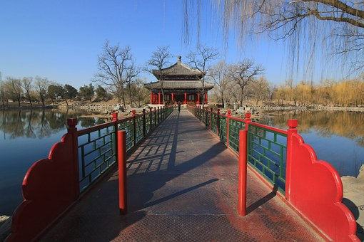 Asian Architecture, The Old Summer Palace, Gallery