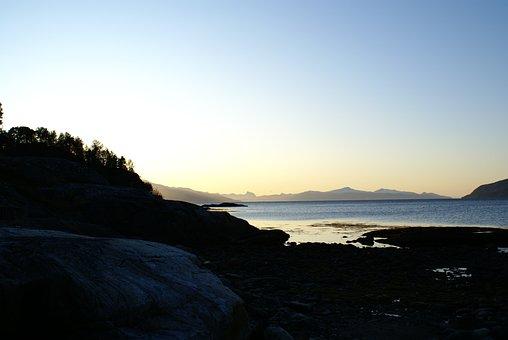 Ofoten, Narvik, Low Tide