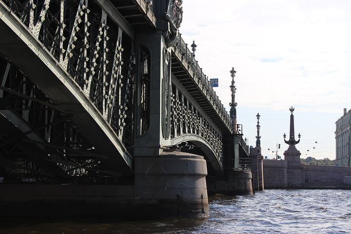 Bridge, Water, Peter