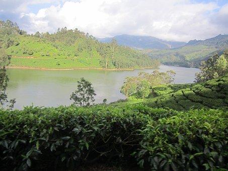 River, Hill Station, Water, Landscape