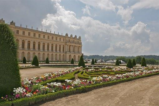 Palace, Versalles, France, Chateau