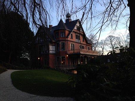 Wuppertal, Villa, Vorwerk