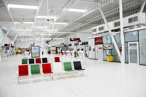 Airport, Lublin, Terminal, Tickets, Fly