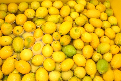 Lemons, Sorrento, Italy, Limoncello, Passion, Fruit
