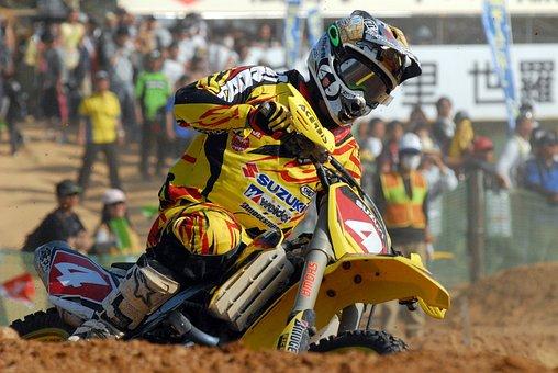 Yoshitaka Atsuta, Suzuki, Team, Championship, Motocross