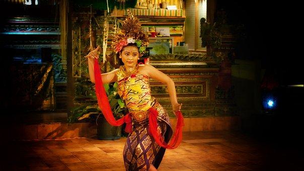 Bali, Legong, Bali Dance