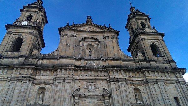 Bogota, Cathedral, Colobia