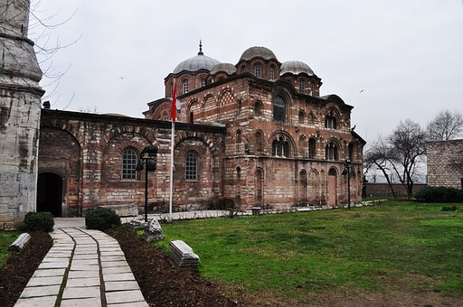 Fethiye Museum, Devan, Pammakaristos Church