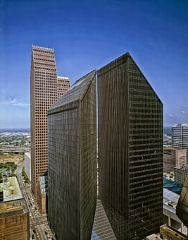 Houston, Texas, City, Cities, Urban, Skyscrapers