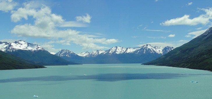 Appraiser Moreno, Argentine, Ice, Lake, Mountain