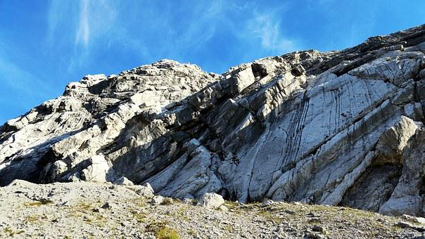 Passive, Rock, Alpine, Mountains
