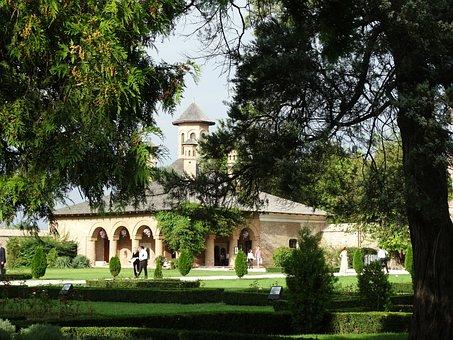 Palace Mogosoaia, Park, Castle