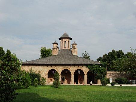Mogosoaia, Palace, Park