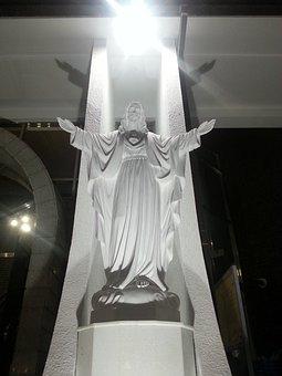 Jesus, God, Cathedral, Roman Catholic, Church, Wish
