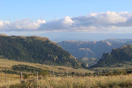 Landscape, Nature, Basilicata