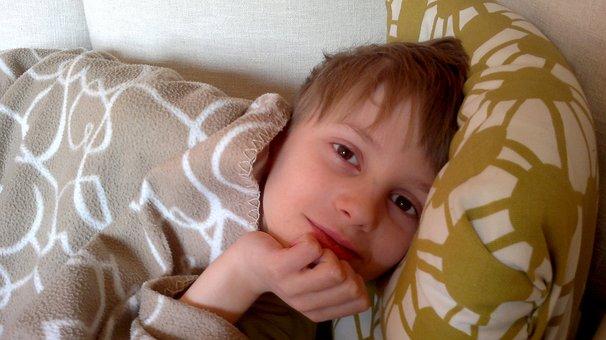 Boy, Sleepy, Child, Little, Childhood, Sleep, Bed