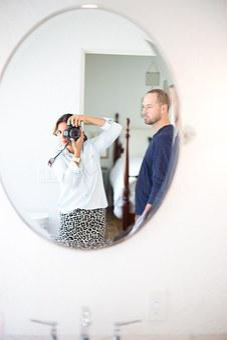 Mirror, Indoor, Light, Home, Design, Room, Photography