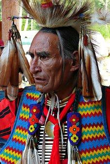 Powwow, Native, Shushwap, Indian, British Columbia