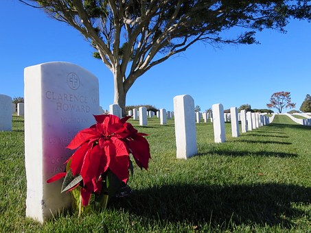 Fort Rosecrans, Military, Memorial Cemetery, Cemetery