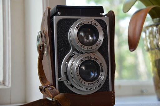 Camera, Old, Old Camera, The 20th Century, Technical