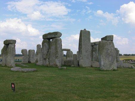 Stonehedge, England, Prehistory