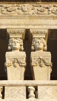 Architecture, Statue, Travel, Column, Urban, Havana