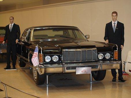 United States, Car, Bodyguards