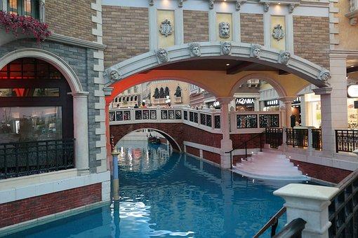 Hong Kong, The Venetian Hotel, Hotel