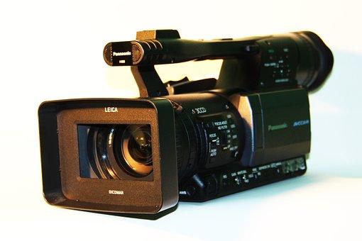 Camera, Digital, Panasonic, Ag-hmc151