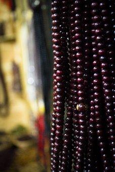 Buddhist Prayer Beads, Artistic Conception, China Wind