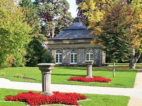 Closed Fantaisie, Castle, Fantaisie, Schlossgarten