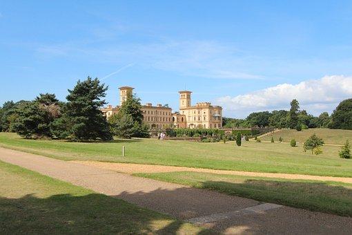 England, Osborne House, Masonry, Architecture