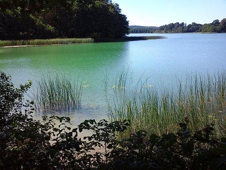 Lake, Szurpiły, Suwałki Region