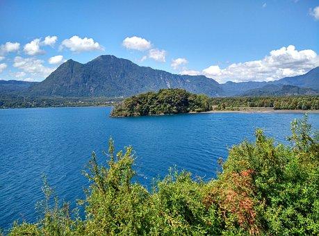 Calafquen, Chile, Lakes Region