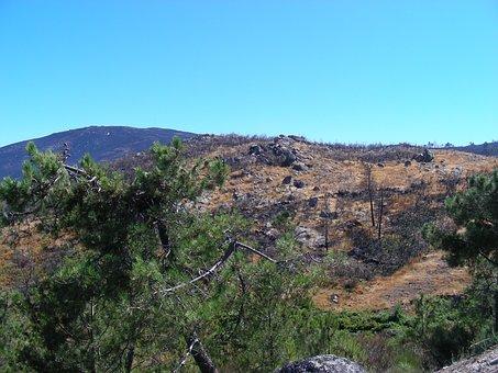 Star Saw, Panorama, Mountain, Landscape, Vista