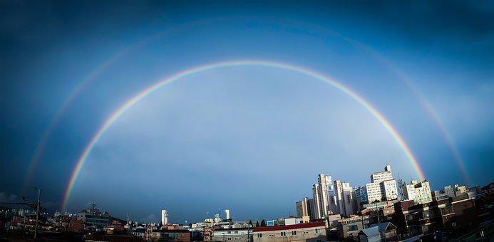 Rainbow, Non, A Pair Of Rainbow
