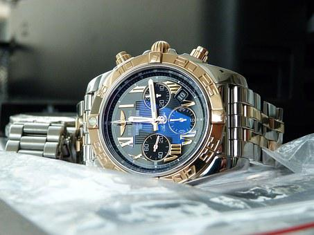 Watch, Breitling, To Watch, Male, Accessories