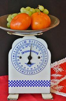 Horizontal, Old, Antique, Weigh, Weight Control