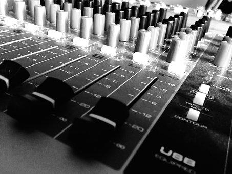 Sound, Music, Audio, Studio, Concert, Electronic