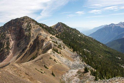 Kicking Horse, Canadian Rockies, British Columbia