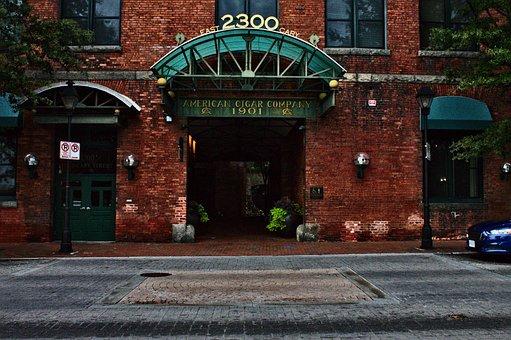 Cary Street, Past Meets Present, Richmond, Rva