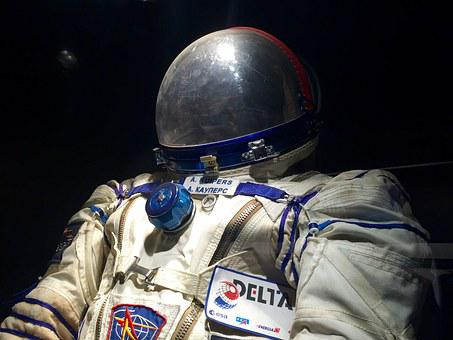 Astronaut, Space, Esa, Cosmonaut, Spacesuit, Protection