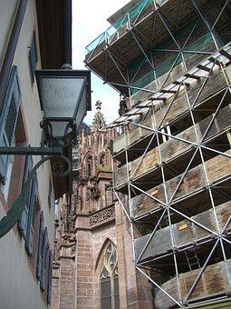 Münster, Freiburg, Integrated, Refurbishment Works