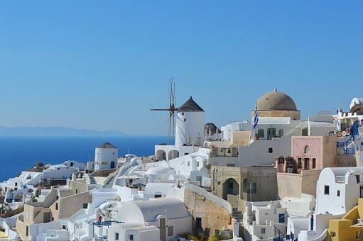 Greece, Sea, Mediterranean Sea, Island, Port, Travel