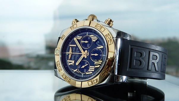 Breitling, Watch, To Watch, Male, Accessories