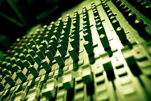 Music, Mix, Sound, Audio, Mixer, Mixing, Volume