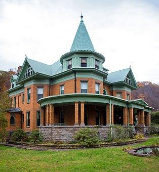 Cooper House, Landmark, Historic, Historical, Old