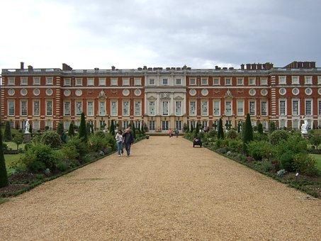 Hampton Court Palace, Palace, Hampton, Henry, Building